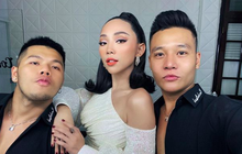 Bộ đôi LGBT nổi tiếng từng hợp tác với toàn sao cỡ bự Vbiz cầu hôn trong đám cưới Tóc Tiên sau 8 năm yêu