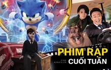 """Phim rạp cuối tuần: Huyền thoại tuổi thơ """"Nhím nhây"""" Sonic trở lại, đến Cậu Bé Ma cũng phải dè chừng"""