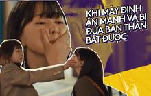 """Nhiều lần lầm lỡ lại chỉ mong có một """"điên nữ"""" bịt mồm ngăn lại như ngăn nụ hôn từ bạn thân cũ của Park Seo Joon trong """"Tầng lớp Itaewon"""""""