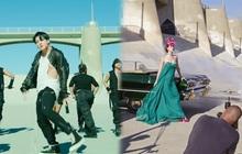 """BTS quay MV mới tại địa điểm nổi tiếng ở Mỹ, từng được thí sinh """"America's Next Top Model"""" phơi nắng chụp hình"""