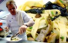 Đầu bếp lừng danh Gordon Ramsay chế biến pasta trái ngược hoàn toàn với cách mà người Ý làm, lý do thật sự là gì?