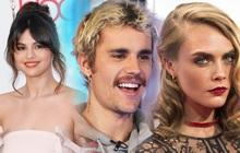 Khẩu chiến dữ dội Justin Bieber và thiên thần Victoria's Secret Cara: Ngọn nguồn là vì Taylor Swift và Selena Gomez?