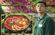 """Dù Park Seo Joon chạm mặt chủ tịch Jangga """"căng như dây đàn"""" nhưng vẫn khó có thể tập trung xem vì… trời ơi đồ ăn ngon quá vậy?"""