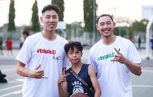 Sao bóng rổ Việt Nam chia sẻ cách giữ vững đam mê trong mùa dịch Covid-19 nhưng vẫn đảm bảo an toàn cho bản thân và cộng đồng