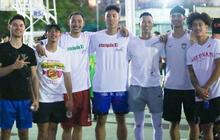 Buổi giao lưu tại sân phủi Sài Gòn: Sự kiện nhỏ của dàn sao bóng rổ Việt Nam nhưng lại ghi điểm lớn trong mắt người hâm mộ