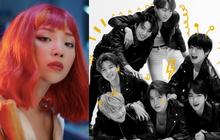 """BTS comeback """"diệt sạch"""" toàn bộ iTunes Việt Nam, chặn đứng Tóc Tiên """"thoi thóp"""" ở tận vị trí thứ 23!"""
