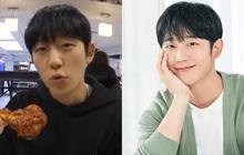 """Jung Hae In lại trổ tài ăn cay khiến """"đồng bọn"""" phải trầm trồ, quả không hổ danh là """"thánh ăn cay"""" mới nổi xứ Hàn"""