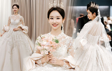 Sao nữ vô danh bỗng nổi như hiện tuợng nhờ bộ ảnh cưới đẹp như cổ tích: Nhìn váy cưới, quy mô hôn lễ là biết không phải dạng vừa!