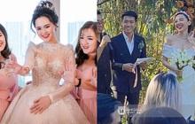 Để trở thành cô dâu sành điệu 2020, bạn phải ghim 5 trend từ các cô dâu Vbiz, đảm bảo không chỉ xinh mà còn sang hơn vài bậc