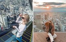 """""""Thang cuốn lên thiên đường"""" hot nhất Nhật Bản: hội mê chụp choẹt sẵn sàng chi bội tiền để chiêm ngưỡng toàn cảnh khu phố từ trên cao"""