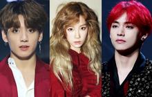 """30 idol hot nhất tháng 2: Duy nhất 1 """"chị đại"""" lọt top đầu cạnh tranh với BTS trong top 10, vị trí của Kang Daniel cũng bất ngờ"""