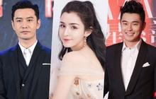 """Drama Cbiz: Đối thủ nhan sắc của Địch Lệ Nhiệt Ba tòm tem với sếp, bị bà cả """"truyền tay"""" sang cho Huỳnh Hiểu Minh"""