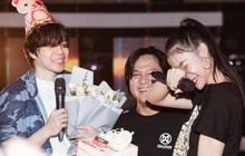 Trịnh Thăng Bình bất ngờ tạo drama khiến Á hậu Kiều Loan khóc nức nở trong ngày sinh nhật