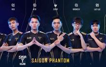 Liên Quân Mobile: SaiGon Phantom đang là nguồn cảm hứng đáng xem nhất tại Đấu Trường Danh Vọng mùa Xuân 2020