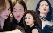 """Song Hye Kyo đọ sắc cùng Quán quân """"Korea's Next Top Model"""": Ai mà biết cả 2 hơn kém nhau 15 tuổi?"""