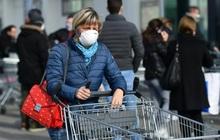 Italy trở thành 'điểm nóng' virus corona tại Châu Âu: 132 ca nhiễm bệnh và 2 người chết, chưa cách nào xác định nguồn lây lan