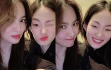 """Bị Knet chê """"đã có tuổi"""", Song Hye Kyo đáp lại chỉ với 2 bức ảnh selfie: Đường nét và làn da đỉnh thế này còn chê cái gì?"""