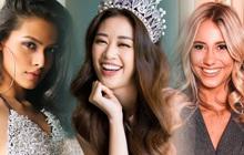 Lộ diện dàn đối thủ đầu tiên của Khánh Vân tại Miss Universe 2020: Toàn chiến binh mạnh, nên dè chừng đại diện Ấn Độ