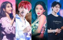 Ai mà ngờ 5 idol Kpop đình đám này suýt debut với nghệ danh khác: IU và Sehun đọc muốn trẹo mồm, Jungkook dùng cả tiếng anh?