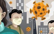 """Giữa đại dịch virus corona, CDC Mỹ đưa Việt Nam vào danh sách """"có biểu hiện lây lan trong cộng đồng"""" có nghĩa là gì?"""