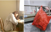"""Nữ sinh treo túi rác ngay trên đầu bạn cùng kí túc xá nhưng vẫn """"chày cối"""" khi bị góp ý: Ở chung mà sao kì vậy?"""