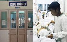Vụ bé trai 6 tuổi bị dì ruột thiêu sống ở Vũng Tàu: Được ủng hộ hơn 200 triệu, bố bật khóc mong chữa khỏi bệnh cho con