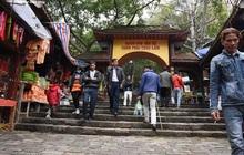 Bác tin khách du lịch Hàn Quốc tăng mạnh tại Di tích Yên Tử