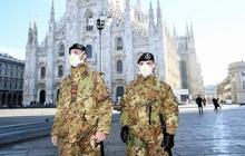 Italia ghi nhận người thứ 5 thiệt mạng vì Covid-19, số ca nhiễm tăng lên 129