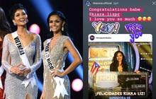 Tiếp bước H'Hen Niê, Hoa hậu Puerto Rico cũng lên ngôi Quán quân show thực tế