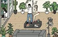 """Hơn cả tựa game nuôi mèo, Adorable Home trở thành nguồn cảm hứng bất tận cho những bộ óc """"siêu mặn"""""""