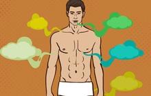 Thận của nam giới không hoạt động tốt sẽ biểu hiện rõ rệt thông qua 2 mùi hôi đặc trưng trên cơ thể