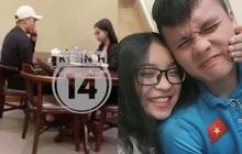Độc quyền: Bắt gặp Quang Hải và Nhật Lê đi ăn mùi mẫn đêm qua, đã quay lại với nhau?