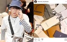 Hội sao Việt mua sắm không cần xem giá kết nạp thêm Duy Khánh: Một lần shopping cả đống hàng hiệu, nhìn qua đã thấy đắt đỏ