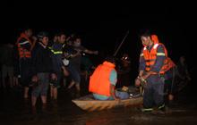 Vụ lật ghe thương tâm ở Quảng Nam: Đã tìm thấy 5 thi thể nạn nhân, còn 1 người mất tích