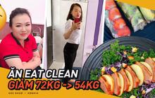 Nhờ Eat Clean, mẹ bỉm sữa người Sài Gòn lấy lại body thon gọn với số đo 3 vòng 89-71-89