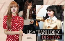 """4 lần """"trở mặt"""" phong cách của Lisa: Hễ dự show thời trang là """"bánh bèo"""", được khen nhiều mà cũng gây bối rối không ít"""