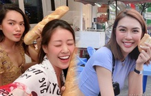 Trong 1 ngày, bánh mì Việt được cả showbiz nhắc tên: Khánh Vân, Tường Linh ai cũng mê, H'Hen Niê tự hào nhớ Miss Universe
