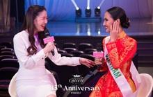 Hoài Sa được khen dù nói tiếng Anh ấp úng ở phần thi phỏng vấn, đại diện Thụy Điển gốc Việt lại thành tâm điểm tranh cãi
