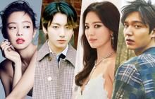 BXH diễn viên, idol Hàn hot nhất toàn cầu: BTS - BLACKPINK không bất ngờ bằng BIGBANG, ai đủ sức đánh bật Song Song?