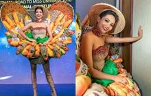 H'Hen Niê bất ngờ chia sẻ lại hình ảnh mặc trang phục bánh mì đã dự thi Miss Universe 2018, dân tình chỉ biết tán thưởng và đồng tình