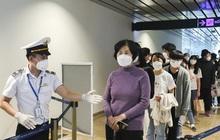 Hai du khách Hàn Quốc từ chối cách ly đã rời Việt Nam
