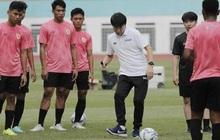 """Đồng hương thầy Park có dấu hiệu khó trụ được ở tuyển Indonesia vì """"giáo án thể lực siêu vất vả"""""""