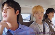 RM (BTS) chia sẻ bí quyết học tiếng Anh, anh cả Jin khiến fan phì cười vì tiết lộ không thể đáng yêu hơn!