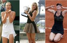 """""""Nữ thần"""" Maria Sharapova chính thức giải nghệ: Cùng nhìn lại những bức ảnh đáng nhớ trong sự nghiệp của nữ VĐV tennis quyến rũ bậc nhất lịch sử"""
