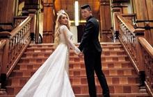 """Lương Bằng Quang đăng ảnh cưới bên Ngân 98, netizen ồ ạt chúc mừng nhưng vẫn """"bán tín bán nghi"""""""
