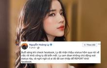 """Bài đăng tố Châu Đăng Khoa ăn chặn cát xê bất ngờ biến mất, Lyly bức xúc quyết đòi công bằng: """"Ai đó đã can thiệp để report khỏi Facebook"""""""