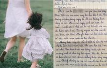"""""""Mẹ ơi, con ước ao 1 lần được mẹ đi họp cho con"""" - Bức thư của bé gái 10 tuổi gửi cha mẹ khiến ai cũng nghẹn ngào xót xa"""