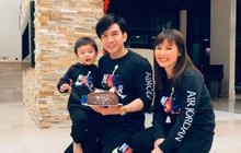 Vợ chồng Đan Trường tổ chức sinh nhật 3 tuổi cho quý tử tại biệt thự triệu đô ở Mỹ, tiết lộ chuyện chưa kể trong ngày sinh bé