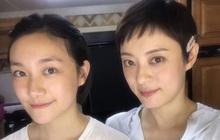 Cô em gái 19 tuổi cùng cha khác mẹ của Tôn Lệ gây bão Weibo: Xinh đẹp chẳng kém chị, mặt mộc quá xuất sắc
