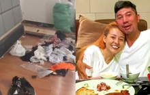 """Ngân 98 - Lương Bằng Quang đang đà hạnh phúc liền hợp lực """"phản đòn"""" chị chủ nhà trọ vụ bị tố bẩn + quỵt tiền nhà + đòi quà"""